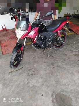 Moto italika 125