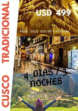 Viaje a Cusco visita a Machupicchu