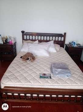 Venta de cama doble