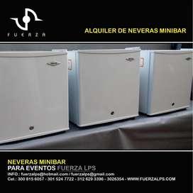 ALQUILER DE NEVERAS MINIBAR PARA EVENTOSBARRANQUILLA.