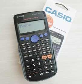 CALCULADORA CASIO FX- 350 Es PLUS. (252 FUNCIONES)