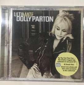 Dolly Parton Ultimate Cd Nuevo