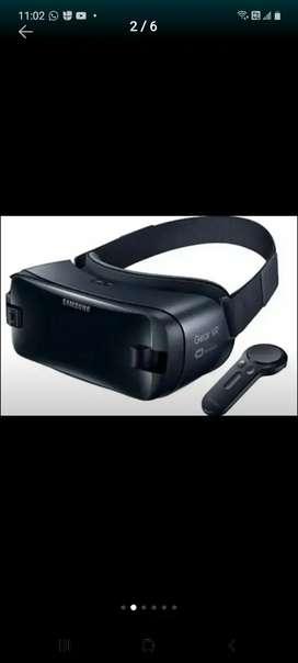 GAFAS DE REALIDAD VIRTUAL SAMSUNG VR CON CONTROL REMOTO
