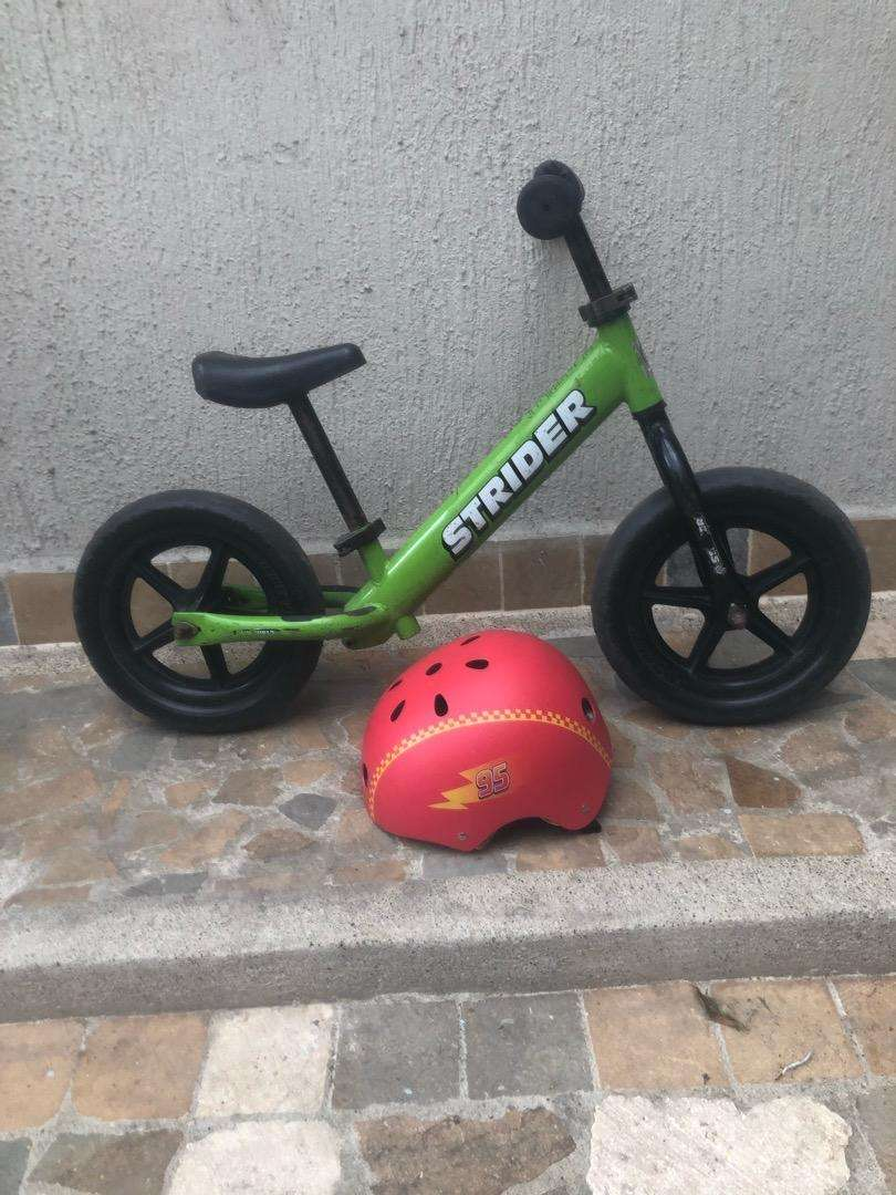 bicicleta nino strider 0