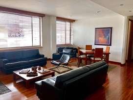 Venta de apartamento penthouse remodelado en Chico Navarra