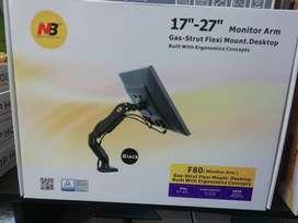 soporte monitor escritorio sistema flexigas