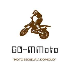 Moto Escuela Gommoto Clases Manejo Moto