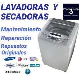 Lavadoras Mantenimiento Y Reparación