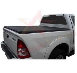 Carpa Plana Foton Tunland Lona Con Marca Enrollable Riel Aluminio Camioneta Ref MC322 ¡Envío Gratis!