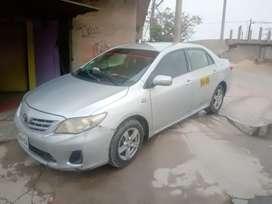 Toyota corolla xli gnv