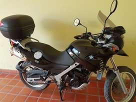 VENDO MOTO BMW GS 650