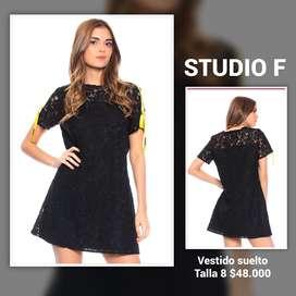 Vestidos studio f desde