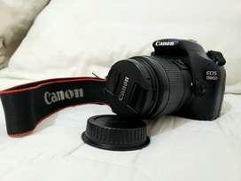 Camara Canon Eos 1100D (T3)Económica