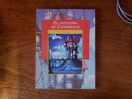 Libro El Fantasma De Canterville Oscar Wilde Cantaro