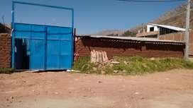 Remato terreno en Cusco - entrada a Saylla 654m2