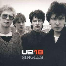 U218 SINGLES CD U2 GRANDES EXITOS OFICIAL NUEVO 2020