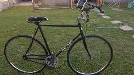 Bicicleta 1/2 carrera de paseo