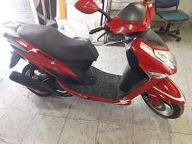 Vendo scooter keller 150