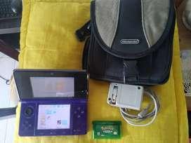 Nintendo old 3ds mas Bolso nintendo