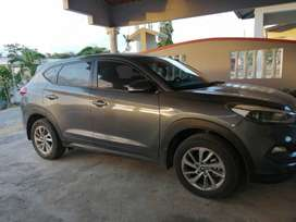 Hyundai tucson 2017 NEGOCIABLE manual