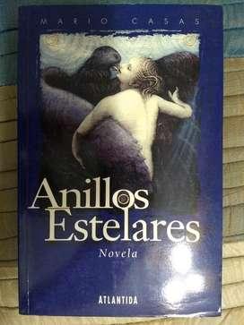 Libro Anillos Estelares de Mario Casas