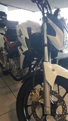 HONDA TWISTER 250 CC 2019 FINANCIAMOS DNI