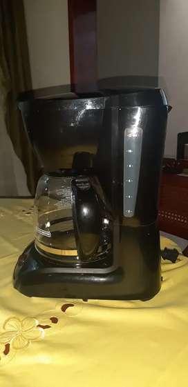 Venta Cafetera doméstica(poco uso)