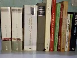REMATE DE LIBROS. 12 ediciones