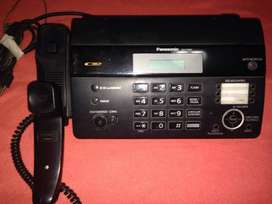 Fax Panasonic - Cartago-