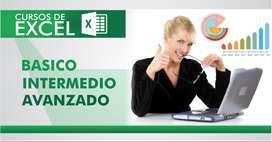 Profesor Excel - Clases a Empresas  In House - Nivel Basico - Intermedio - Avanzado