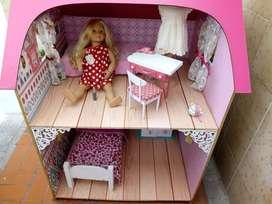 Casa de American girl
