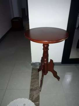 Mesas para el ambiente
