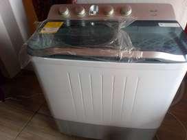 Vendo lavadora semiautomática marca haceb