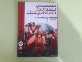Art 336 Una Aventura de Los Tres Mosqueteros Alejandro Dumas Clarin
