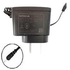 Cargador Nokia pin fino 5v 350mA