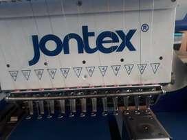 Maquina bordadora Jontex