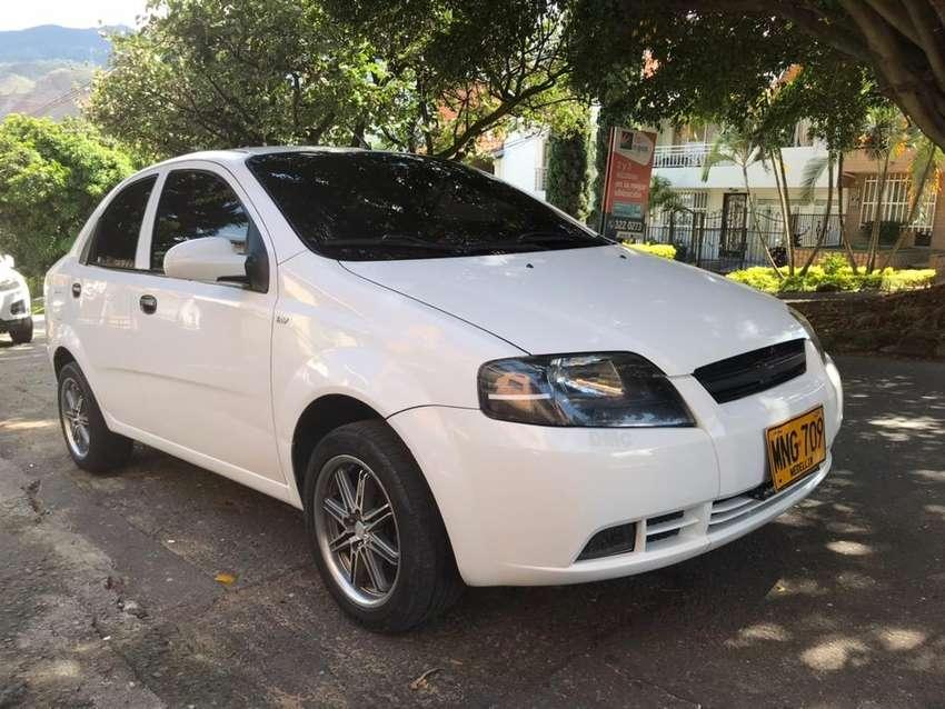 Vencambio Chevrolet Aveo sedan 2006 0