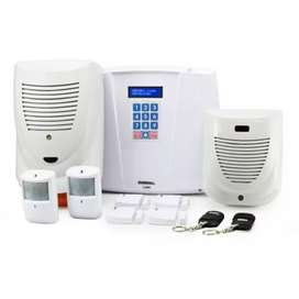 Instalación colocación alarmas sensores timbres cámaras portero eléctrico etc