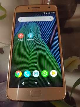 Vendo celular Motorola Moto g5 plus
