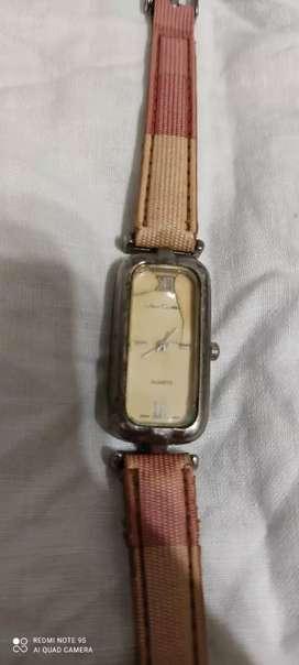 Reloj jean cartier