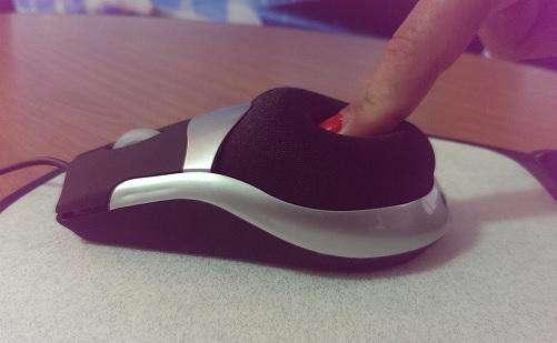 Mouse ejecutivo con TecnoGel marca Vidamic 0