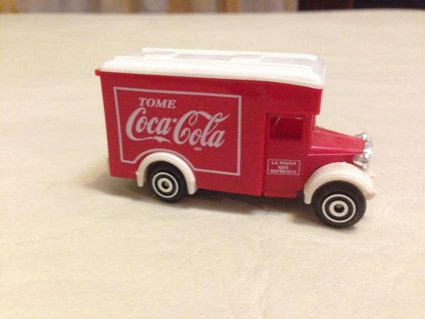 Camioncito Coca Cola De Colección! 0