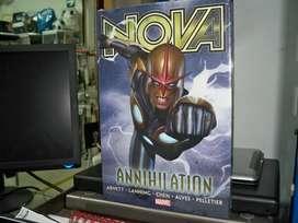 Marvel Comics Nova Tpb EN iNGLES