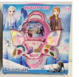 Maquillaje Para Niñas Juguetes Lol, Princesas, Frozen