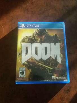 Doom ps4 clasico