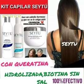 Kit Capilar de SEYTÚ