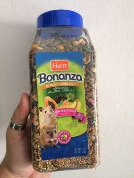 Alimento Para Hamster Y Jerbo
