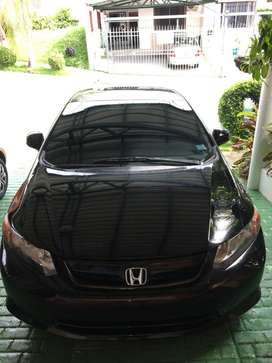 Honda Civic 2012 Manual No Es Hibrido