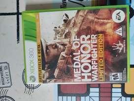 Juego Medal of Honor edición limitada Original Xbox-360 Cambio por otro artículo