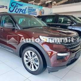 SUV FORD EXPLORER XLT 4X4 2020